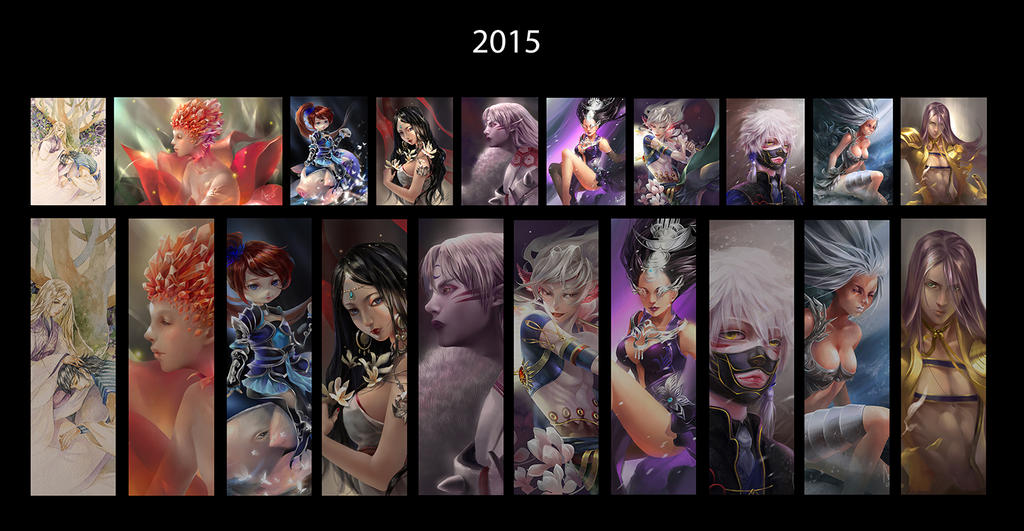 2015 by twin1992