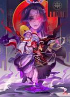Ooeyama's love story by TwinPhanMinh