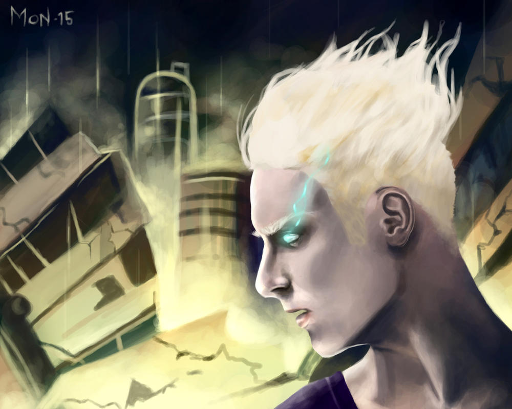 Future Trunks from DBZ by Sonen89