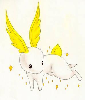 Hermes' Moon - Flying Rabbit