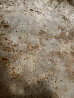 Rusty Metal Stock by DestinyfallStock