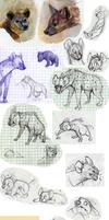 Hyenas sketchdump