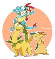 Trio by Frozenspots