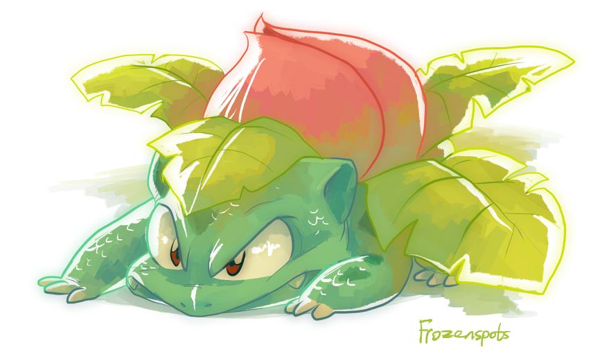 Ivysaur by Frozenspots
