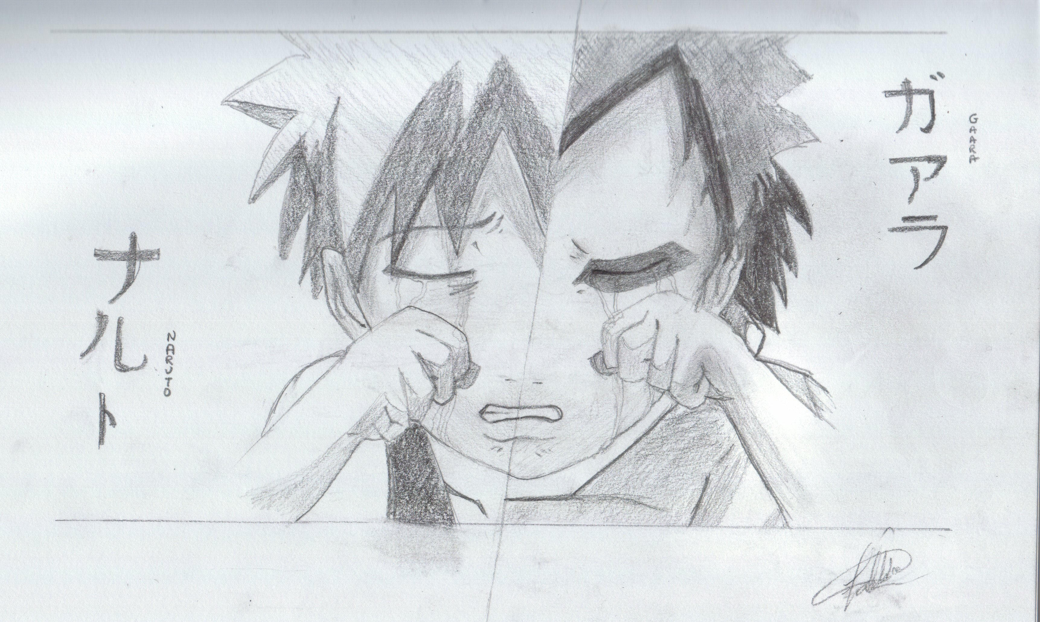 Kid Naruto Kid Gaara