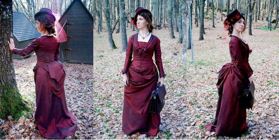 Victorian bustle by Duraglar by RaisahSilverwind on DeviantArt