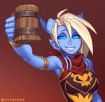 Draecember 31st - At a party