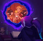 Voidtember 12th and 13th - Family and Sad moment
