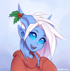 Draecember 24th - Decorating for a holiday