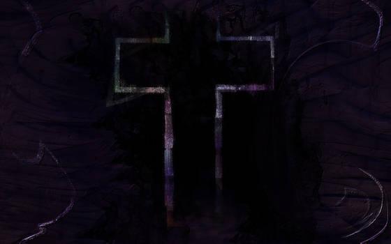 Lower Case t (Rainbow version)