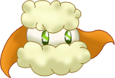 Shiny Cottonee by SALBP