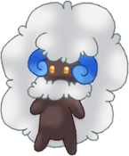Shiny Whimsicott by SALBP