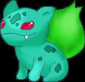 Bulbasaur by SALBP
