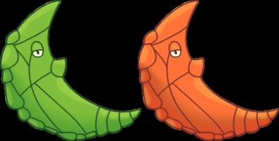 Two Little Metapod by SALBP