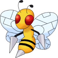 Little Legless Beedrill by SALBP