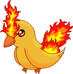Fire Chick by SALBP
