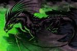 Green Fire - Speedpaint