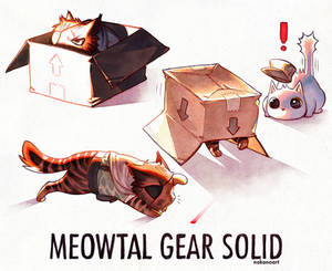 Meowtal Gear Solid