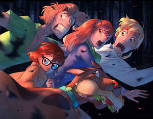 Scooby Doo and the Crew