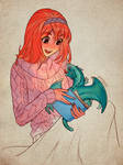 Dragon Tale by nakanoart