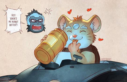Overwatch - Hammond's Peanut Butter
