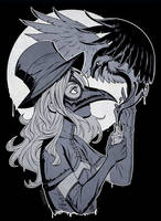 Plague Doctor by nakanoart