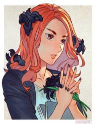 Commission - Kat Suricata