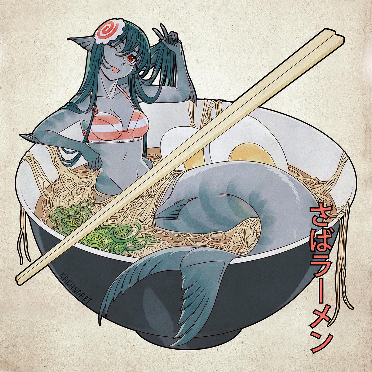 Mermaid Mackerel