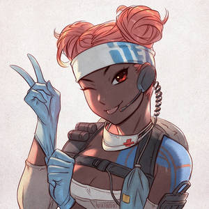 Apex Legends - Lifeline