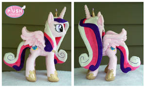 12 inch Princess Cadence Plush