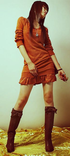 orange style by leehaneul