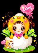 love gif by leehaneul