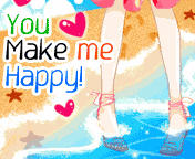 you make me happy by leehaneul