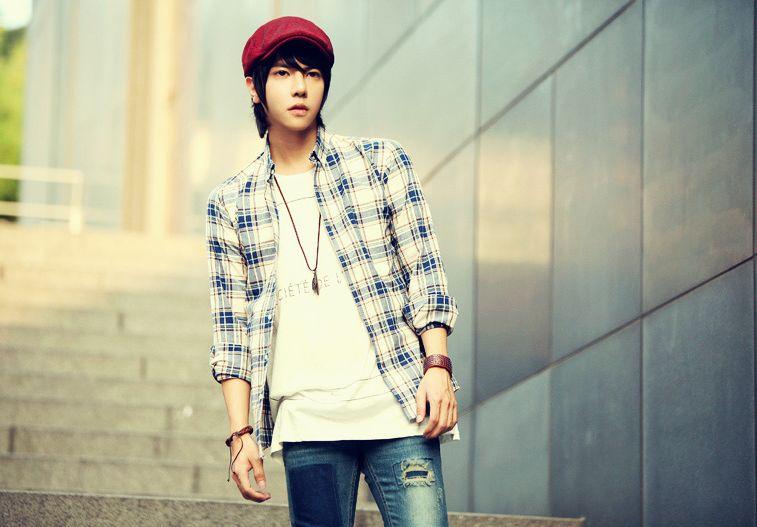 Korean Style Boy By Leehaneul On Deviantart