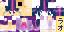 Minecraft - human!Twilight Sparkle [SKIN FILE] by Laogeodritt