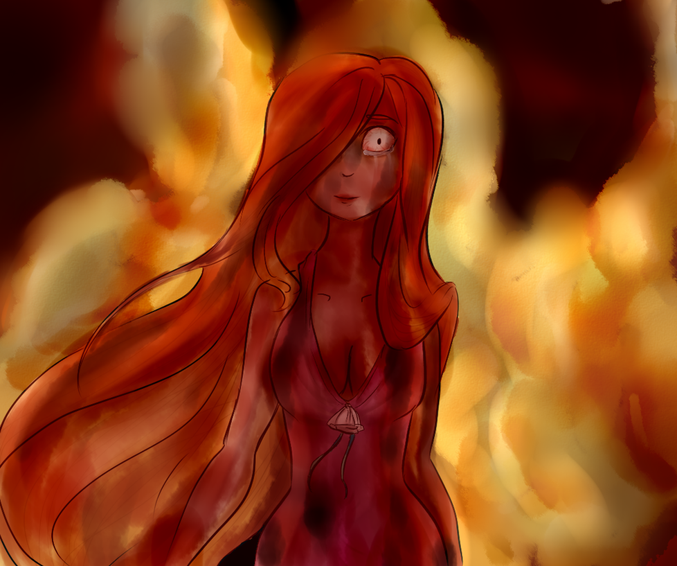 Carrie White by Meg-the-fly