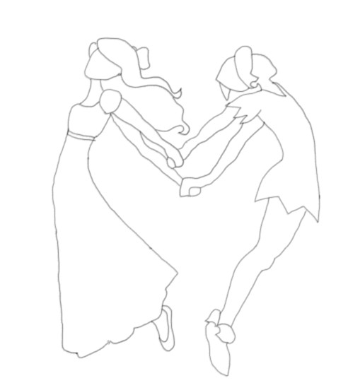 peter and wendy coloring pages - photo#4