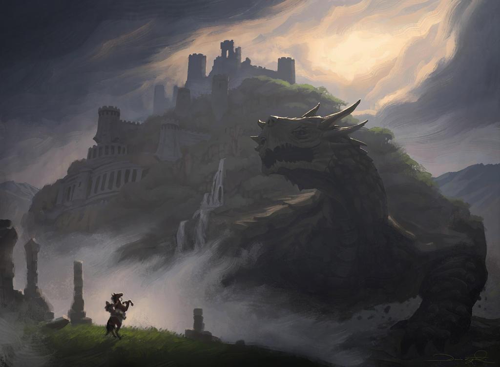 The Crawling Labyrinth by Gjaldir