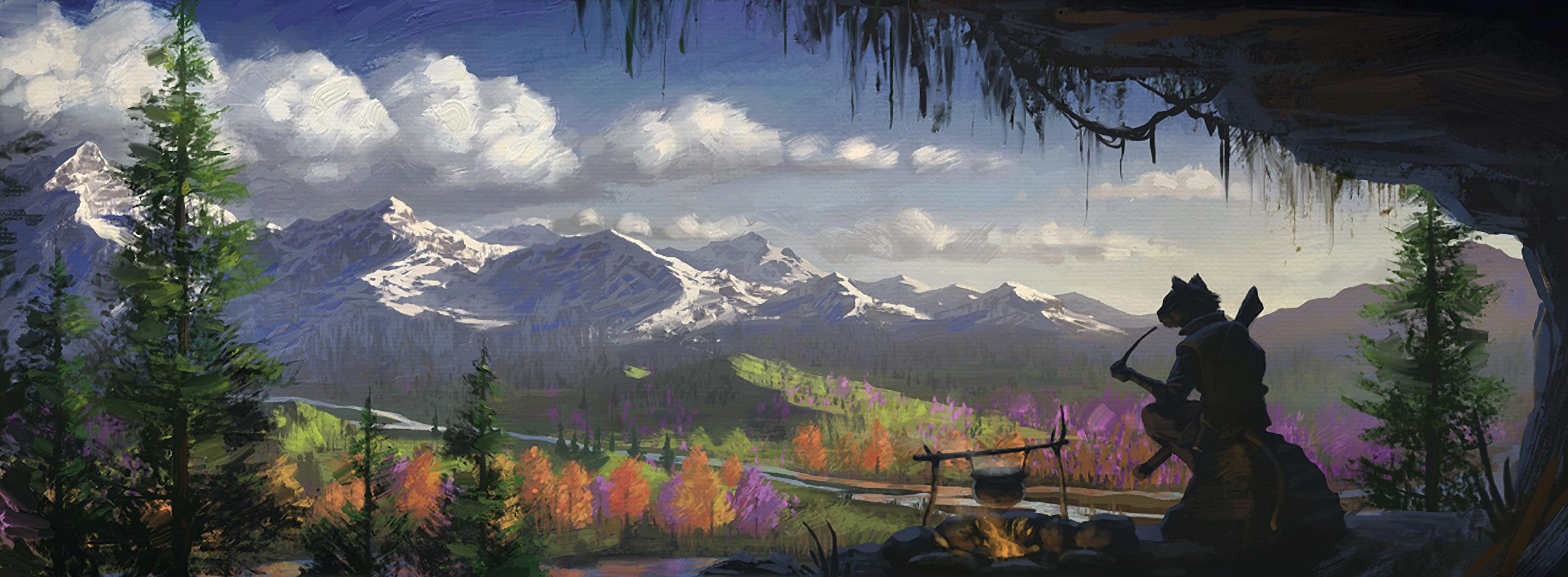 A Brief Rest by Gjaldir