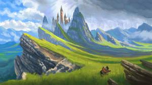 Broken Hills by Gjaldir