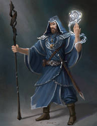 Water Mage
