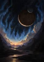 Nightfall by Gjaldir
