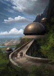 Magnet Dome by Gjaldir