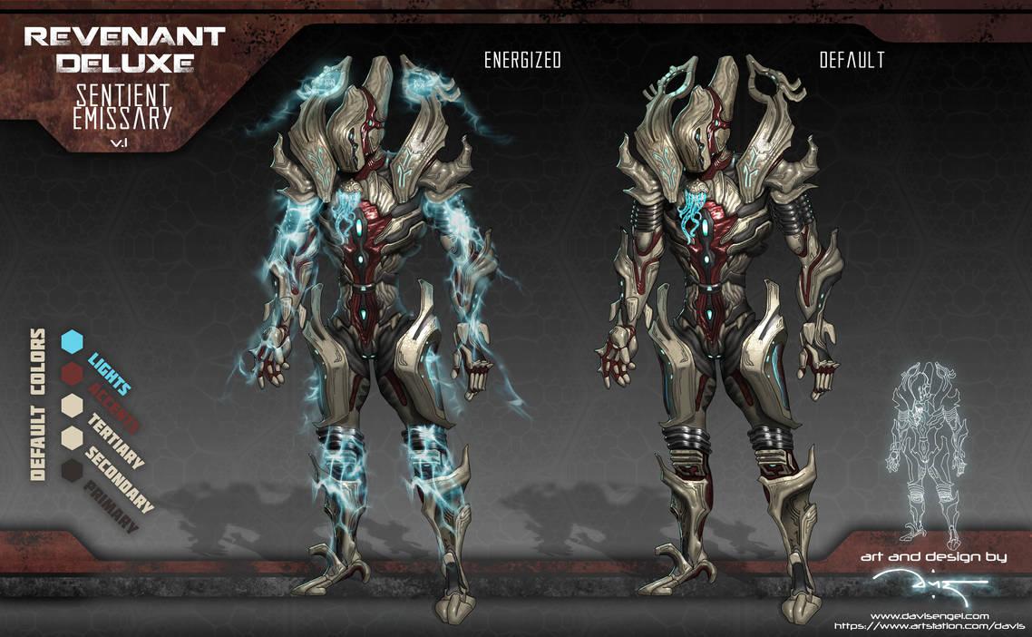 Revenant Deluxe - Sentient Emissary by Gjaldir