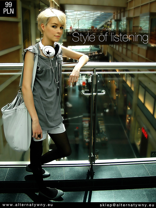 Style of listening 5 by Dendeee