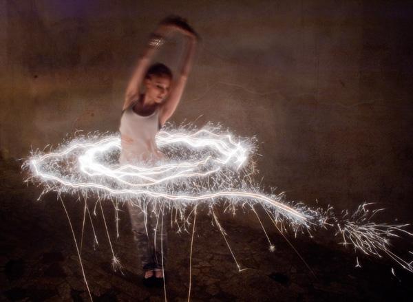 Ballerina by Dendeee
