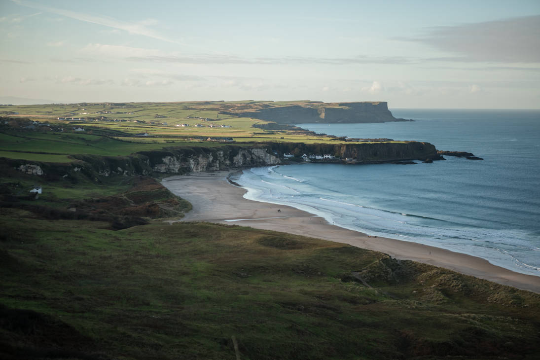 Along the Northern Irish Coast