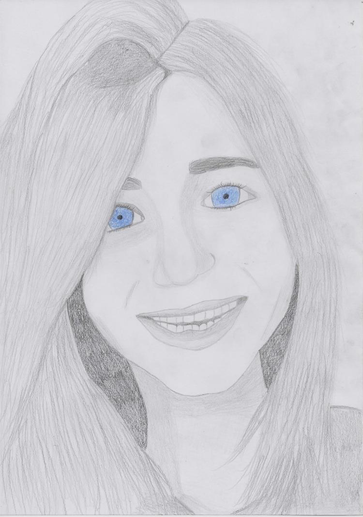 Girl portrait by portraitpencil