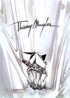Thierry Mugler BW Rendering by Atomdesigns