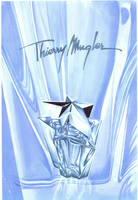 Thierry Mugler Color Rendering by Atomdesigns